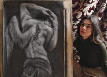 ქეთი ჩახაია: მომავლის მხატვარი